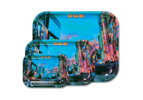 OCB Rolling Tray Tokyo