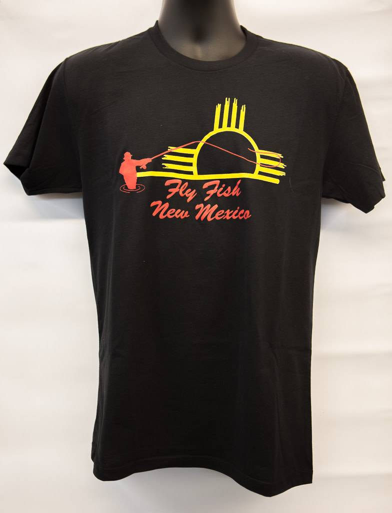 Fly Fish NM Zia Tee