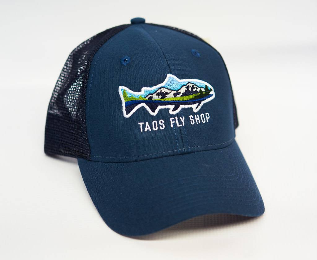 Taos Fly Shop Mountain Trout Hat