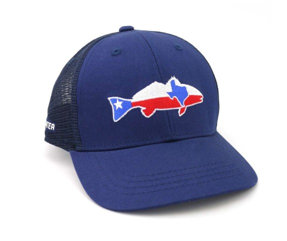 Rep Your Water Texas Hat