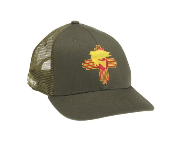 Rep Your Water Zia Trout Hat