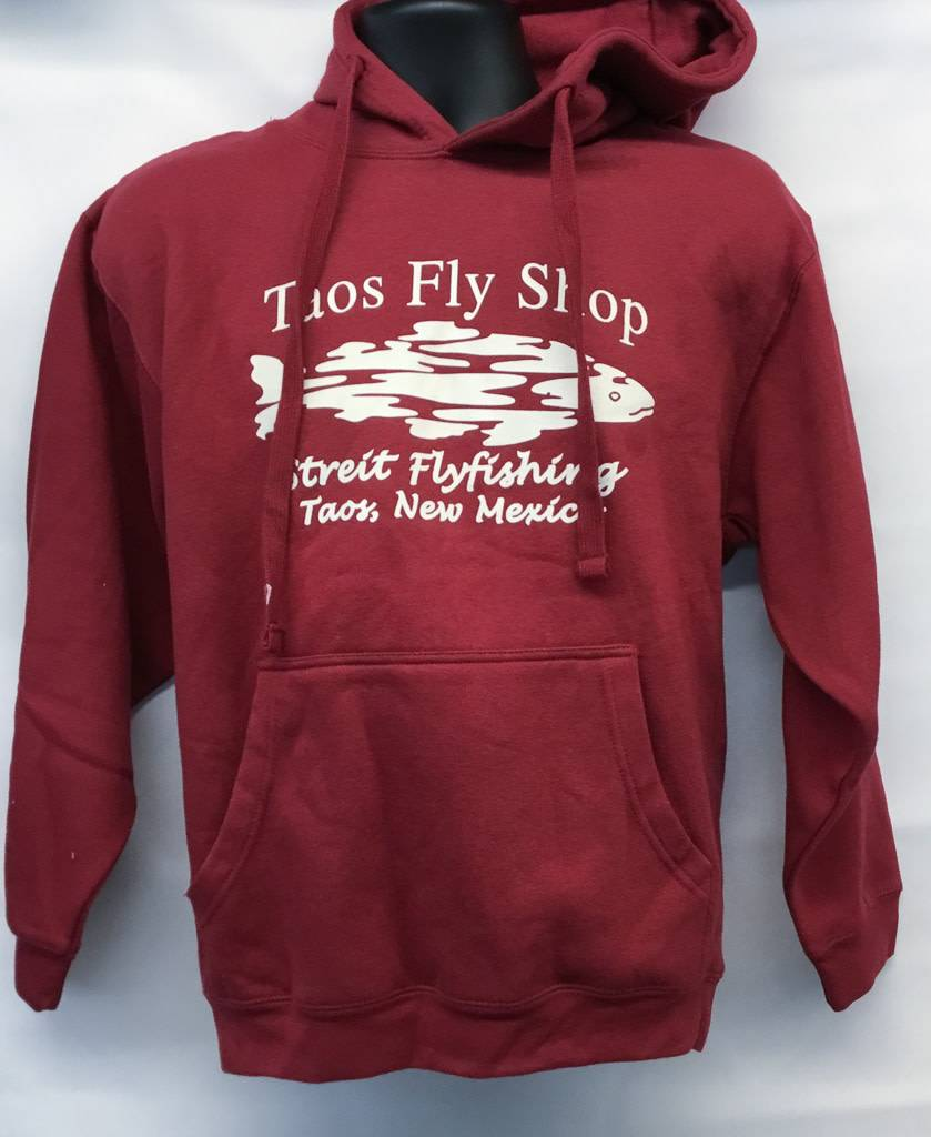 Taos Fly Shop Hoodie