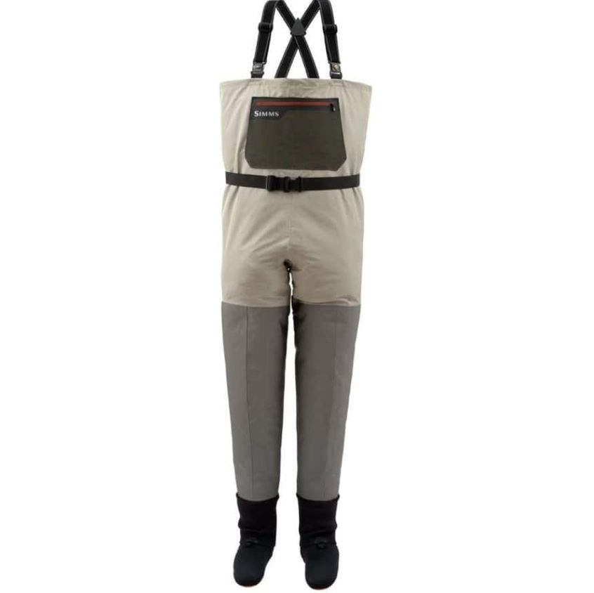 SALE! Men's Simms Headwaters Waders Large Short