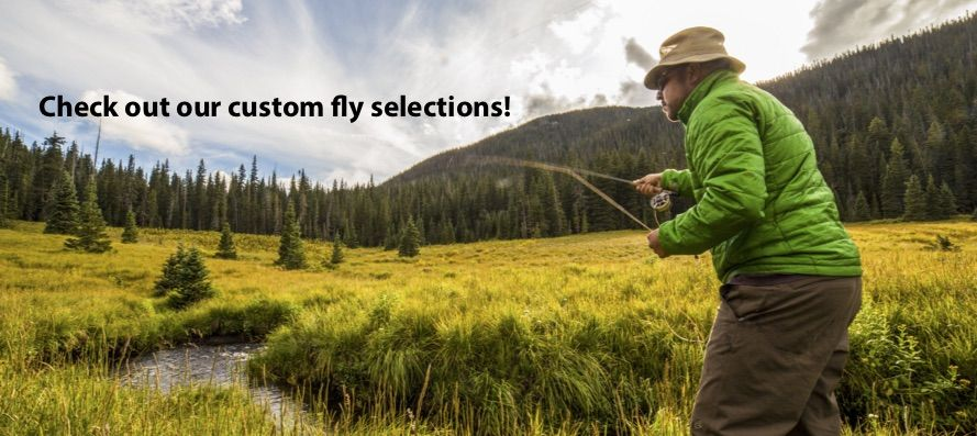 Custom Fly Selections