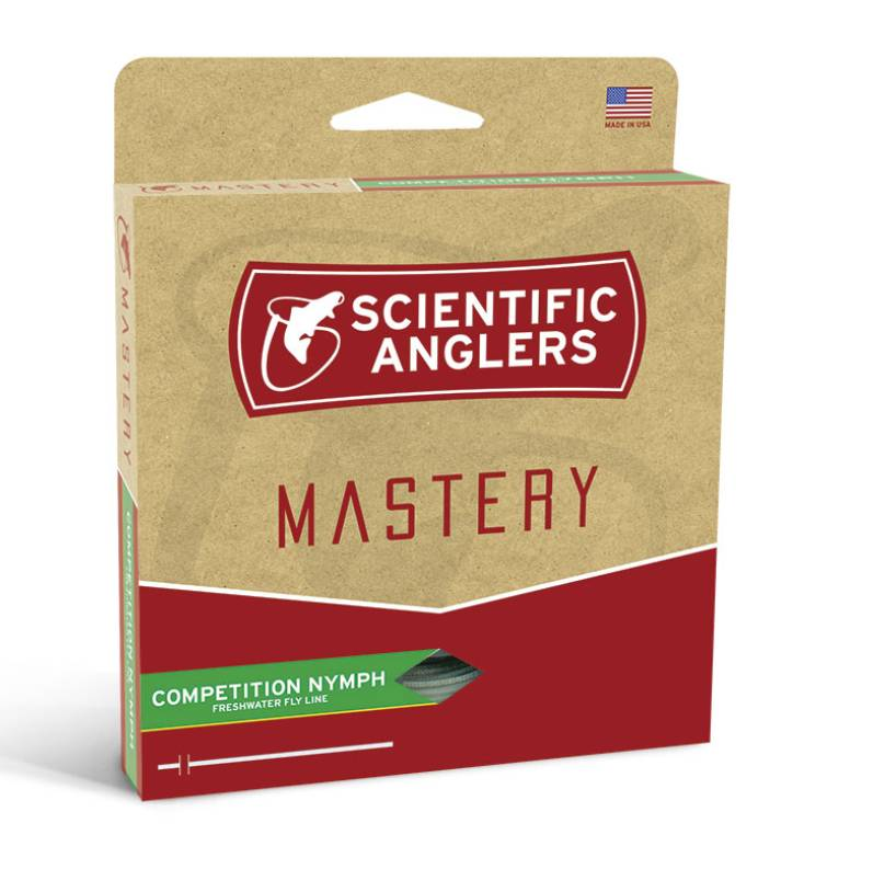 Scientific Anglers Mastery Competition Nymph Fly Line