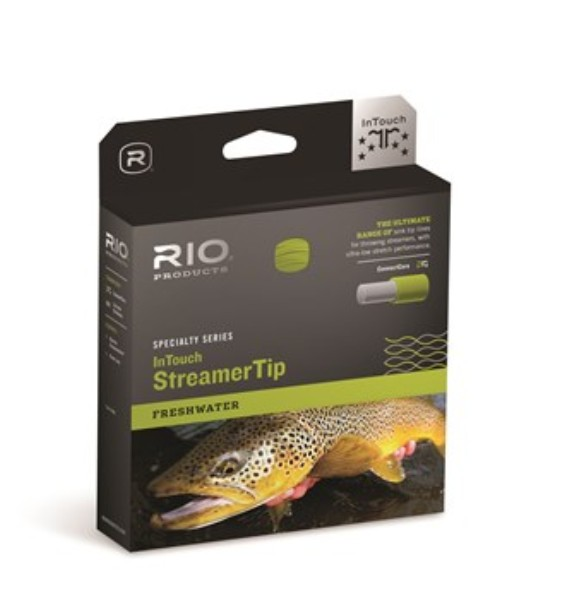Rio In Touch Streamer Tip Fly Line  WF6F/I