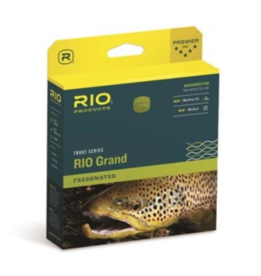 Rio Rio Grande Fly Line WF5F