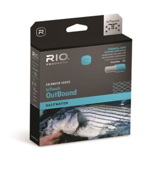 Rio In Touch Outbound Saltwater Fly Line WF6F