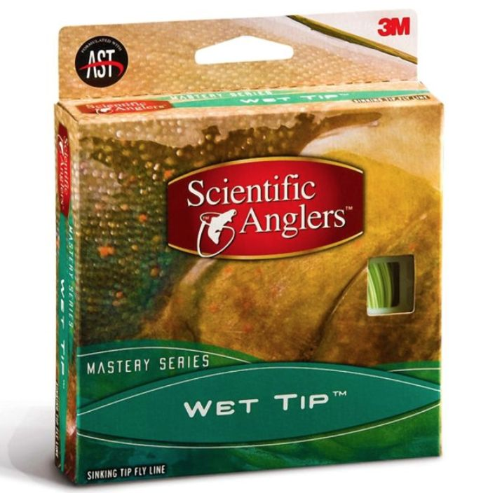 Scientific Anglers Wet Tip Fly Line WF 7 Type 4