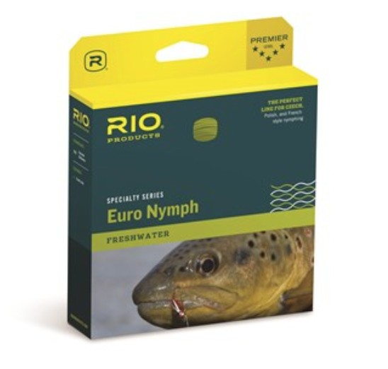 Rio FIPS Euro Nymph Fly Line #2-5