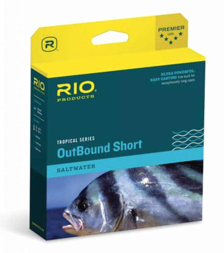 Rio Outbound Short Saltwater Fly Line 10W