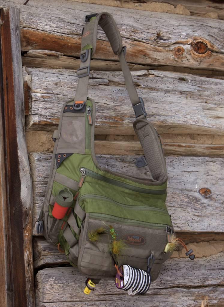 Fishpond Delta Sling Pack Cutthroat Green