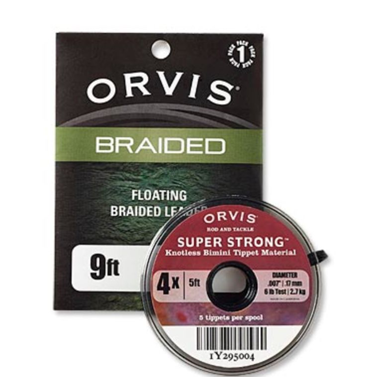 Orvis Braided Leader System