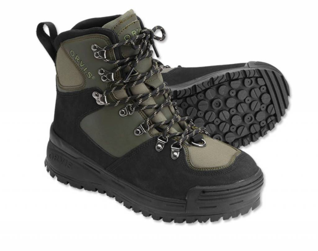 Orvis Clearwater Boot Vibram