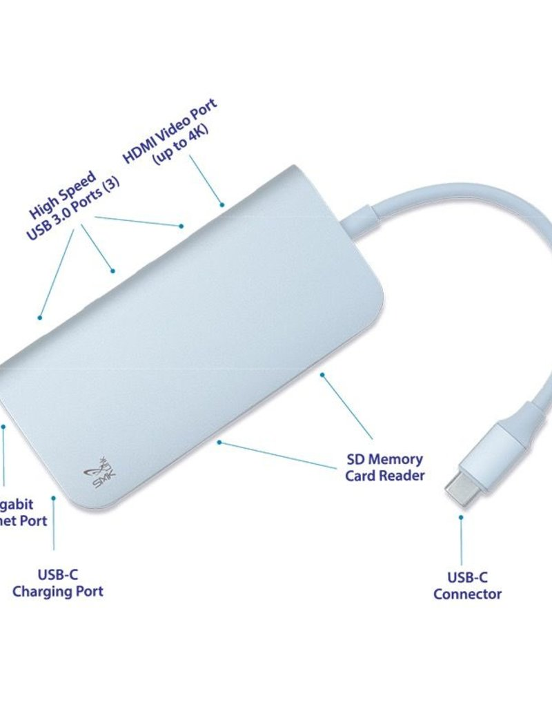 USB-C Multi-Port Hub
