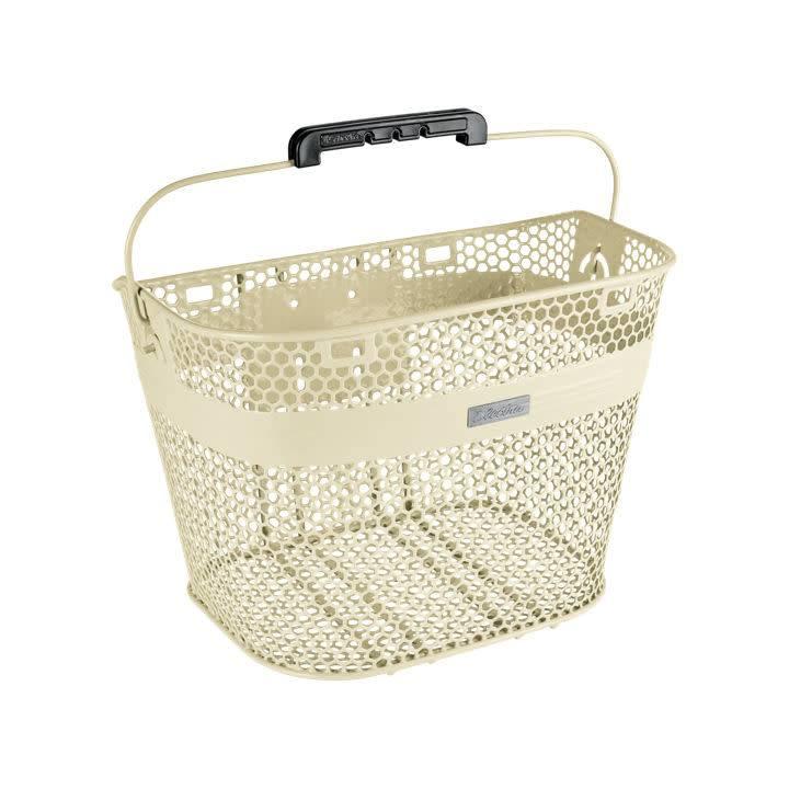 Electra Basket Electra Linear QR Mesh Cream