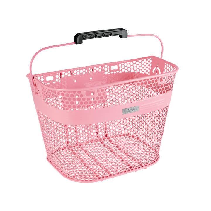 Electra Basket Electra Linear QR Mesh Light Pink