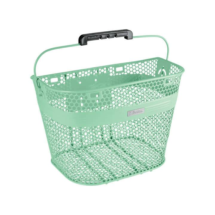 Electra Basket Electra Linear QR Mesh Mint