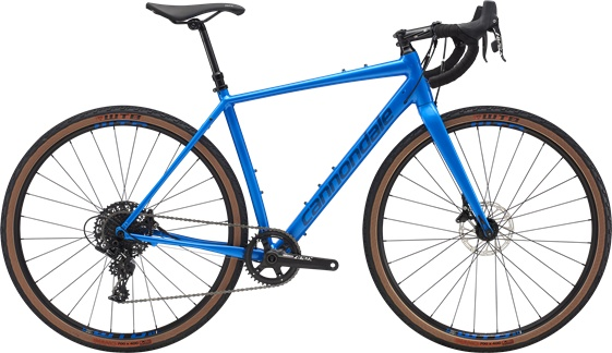 Cannondale 2019 Cannondale Topstone Apex 1 Electric Blue