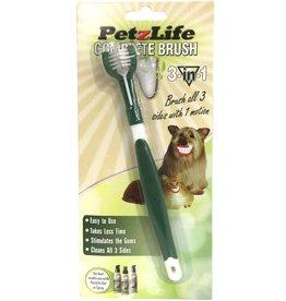PetzLife PetzLife 3 in 1 Toothbrush