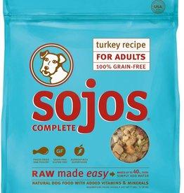 Sojos Sojo's Turkey Freeze Dried Diet