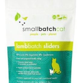 Small Batch Small Batch Cat Lamb Sliders 3lb