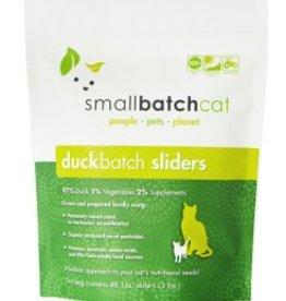 Small Batch Small Batch Cat Duck Sliders 3lb