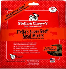 Stella & Chewy's Stella and Chewey's Super Beef Meal Mixers