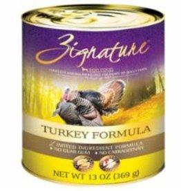 Zignature Zignature Turkey case of 12 cans