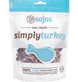 Sojos Sojo's Simply Turkey Treat