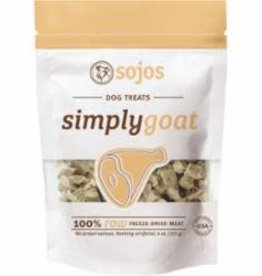 Sojos Sojo's Simply goat treat