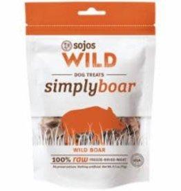 Sojos Sojo's Simply Wild Boar