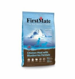 First Mate FirstMate GF Chicken and Blueberry Adult Dog Food