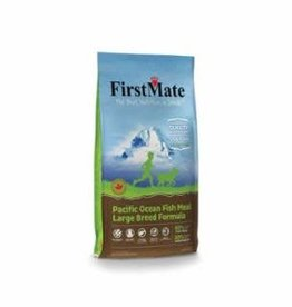 First Mate FirstMate GF Large Breed Pacific Ocean Fish Adult Dog Food