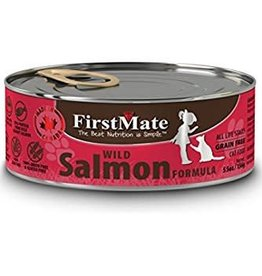 First Mate FirstMate LID GF Salmon Cat Food Can