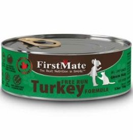 First Mate FirstMate GF LID Turkey Cat Food
