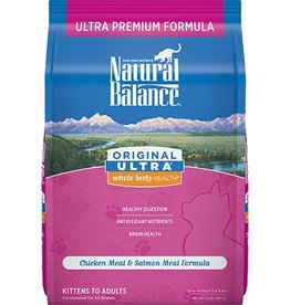 Natural Balance Natural Balance Ultra Orig cat food