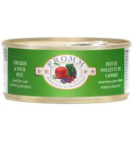 Fromm Fromm Cat Food Can Chicken and Duck 5.5oz