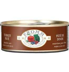 Fromm Fromm Cat Food Can Turkey 5.5oz