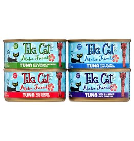 Tiki Cat Tiki Cat Variety Pack Aloha Friends Cat Cans 3oz
