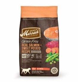 Merrick Merrick GF Salmon and Sweet Potato