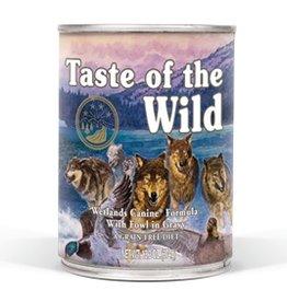 Taste of the Wild Taste of the Wild Wetlands (Case of 12 cans)
