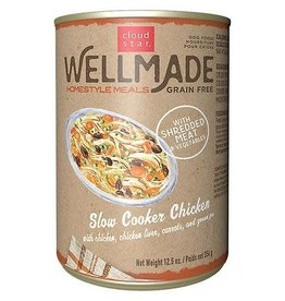 Cloud Star Wellmade Slow Cooker Chicken (Case of 12 cans)