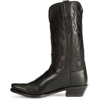 Old West Black Snip Toe MF1510