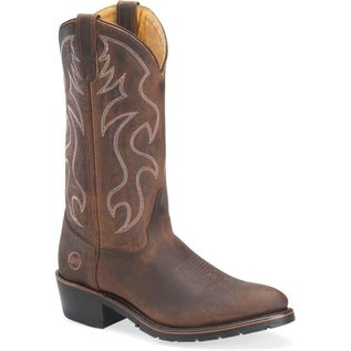 "Double H Men's 12"" Domestic AG7™ Work Western Sahara Rangedocker 3282"