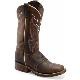 "Double H Women's 12"" Domestic Wide Square Toe ICE™ Roper DH5310"