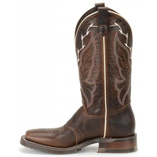 "Double H DH5310Women's 12"" Domestic Wide Square Toe ICE™ Roper DH5310"