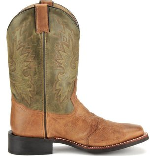 "Double H Men's 11"" Wide Square Toe Roper DH3571"