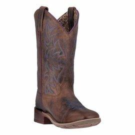 Laredo Women's Ellery Western Boot Broad Square Toe 5654