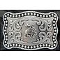 Silver Rodeo Buckle 3759008